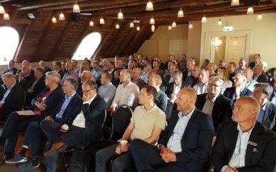 Møte om kraftkrevande industri 30 august 2018