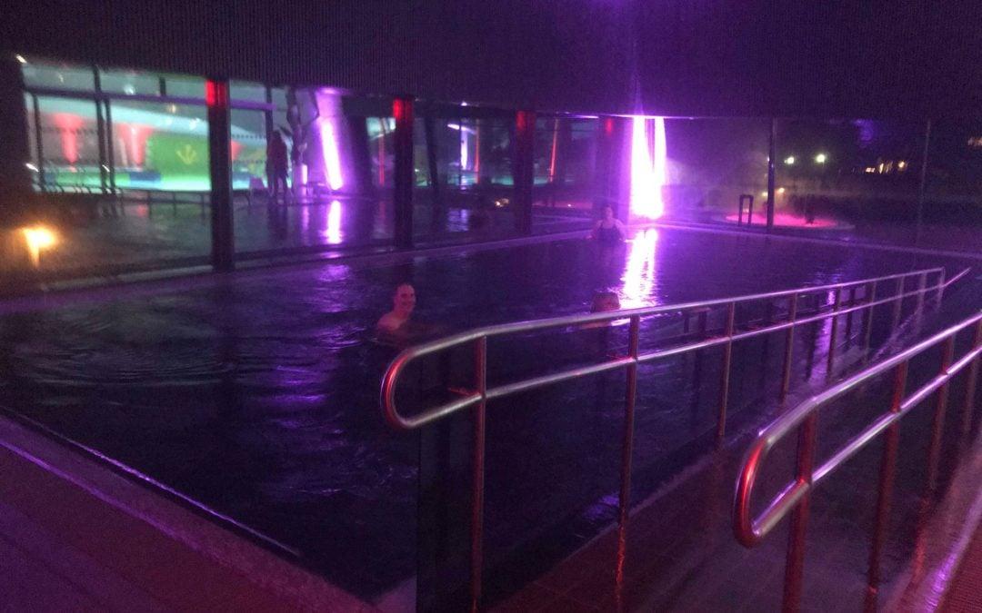 Suldal Bad er opna – med våte draumar
