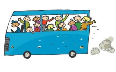 Ryfast + buss = sant