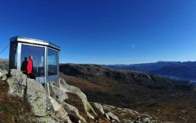 Draumen om turen frå fjord til fjell