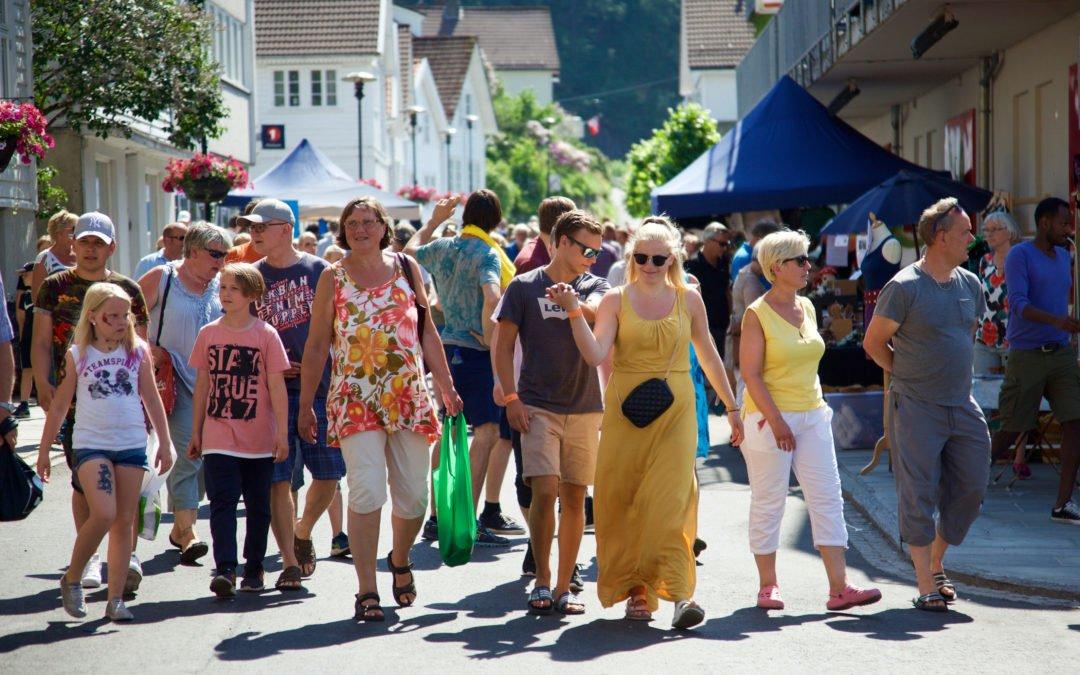 Kan bli eit amputert festivalår i Ryfylke