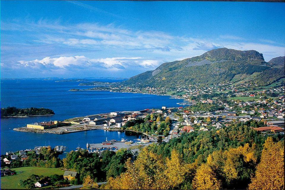 Kom til Jørpeland – Opplev Ryfylke