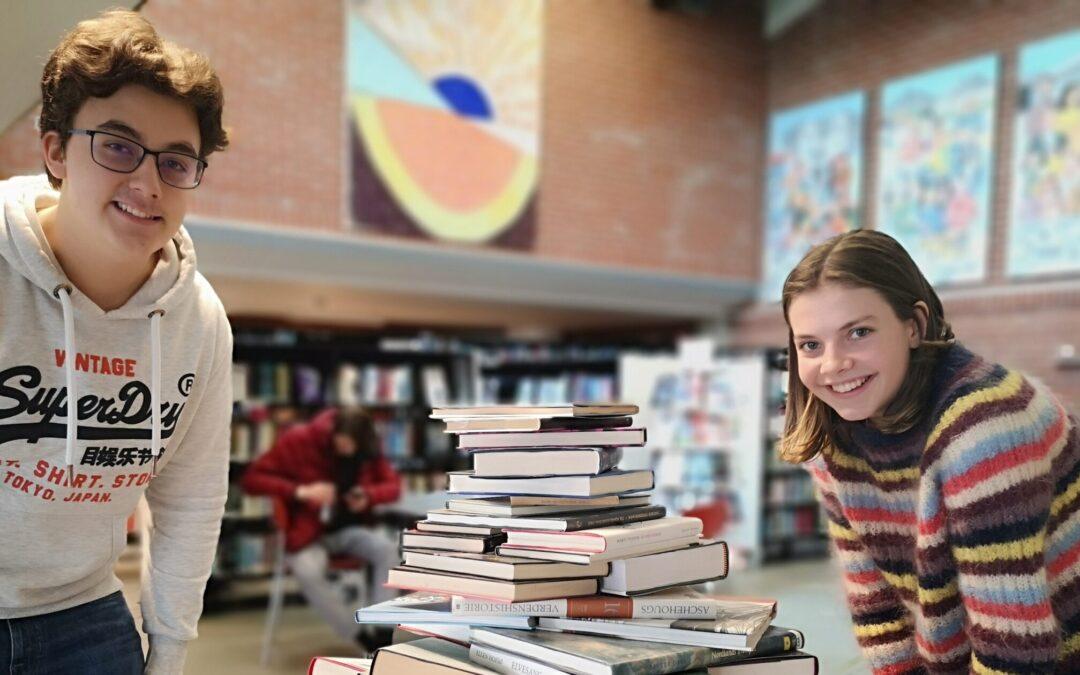 Rekrutterte elevar med snapchat